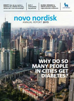 Novo Nordisk Annual Report 2015